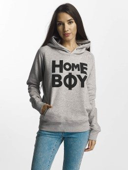 Homeboy Hupparit Rome harmaa