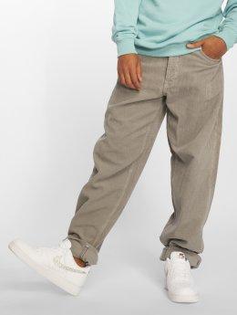Homeboy Pantalon en velours X-Tra gris