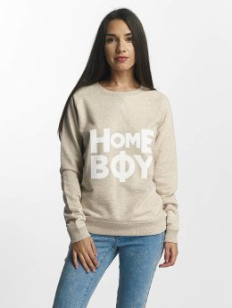Homeboy Pullover Berlin beige