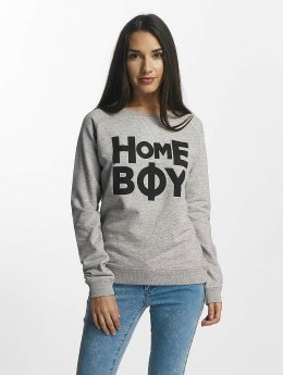 Homeboy Pullover Berlin grau