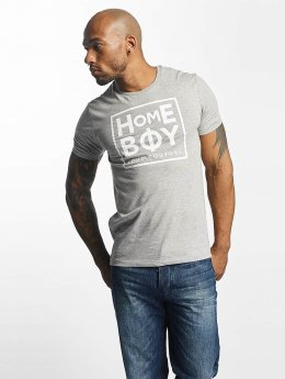 Homeboy T-Shirt Take You Home gray