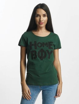 Homeboy t-shirt Paris olijfgroen