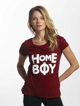 Homeboy T-Shirt Paris rot