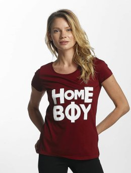 Homeboy T-Shirt Paris rouge