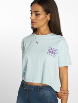 Homeboy T-Shirty Cate niebieski