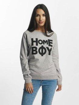 Homeboy Berlin Sweatshirt Grey Heather