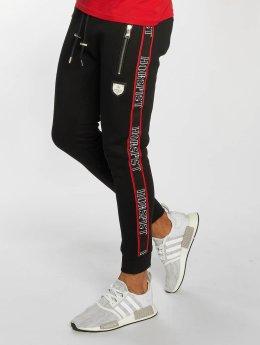 Horspist Spodnie do joggingu Zenith czarny