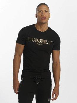 Horspist T-shirt Yanick Booster nero