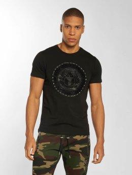 Horspist T-Shirty Raoul czarny