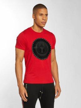 Horspist T-Shirty Raoul czerwony
