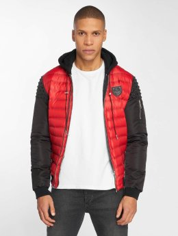 Horspist Winter Jacket Powell Down red