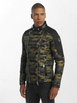 Horspist Winterjacke Steeve Omega camouflage