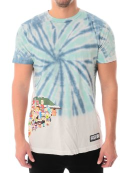 HUF Camiseta Southpark Opening azul