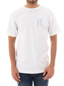 HUF Camiseta Classic H blanco