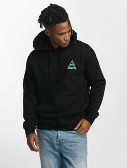HUF Hupparit Dimensions Triangle musta