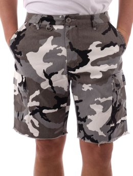 HUF Shorts Standard Issue weiß
