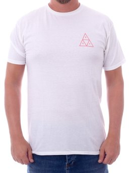 HUF T-Shirt Good Trips Triangle S/S blanc
