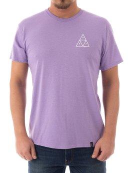 HUF T-Shirt Triple Triangle blau