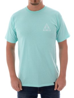 HUF t-shirt Triple Triangle blauw