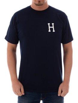 HUF T-Shirt Classic H bleu