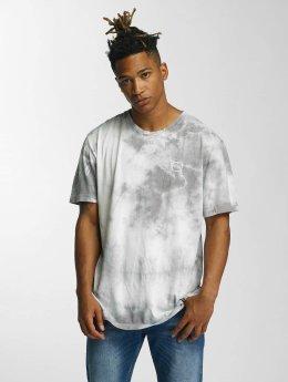 HUF T-Shirt Box Logo gray