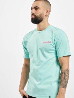 HUF T-Shirt  grün