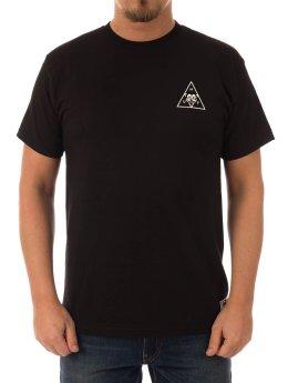 HUF T-Shirt  schwarz