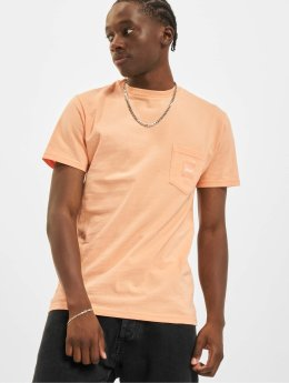HUF Tričká Box Logo Pocket oranžová