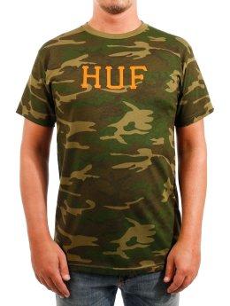 HUF Tričká Ambush Classic H zelená