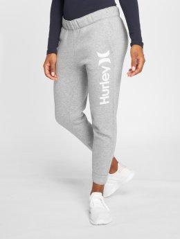 Hurley Спортивные брюки One & Only серый