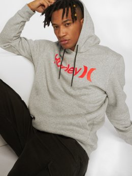 Hurley Hoodie Surf Check One & Only grey