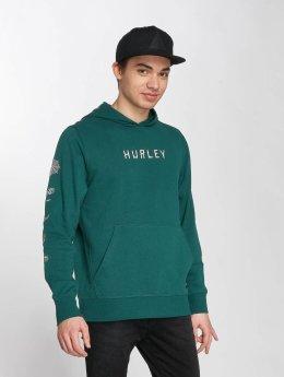 Hurley Hoodies Atlas Anchors grøn