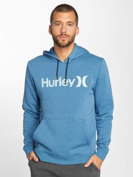 Hurley Hoody Surf Check One & Only blau