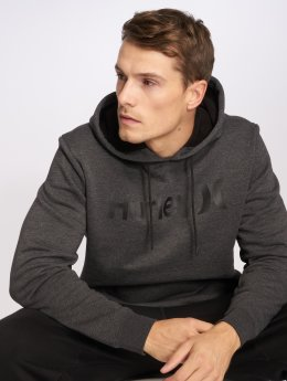 Hurley Hoody Surf Check One & Only grau