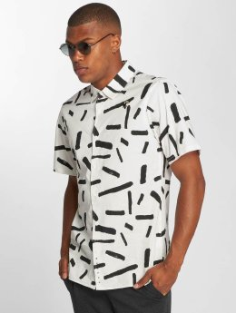 Hurley Shirt Bowie white