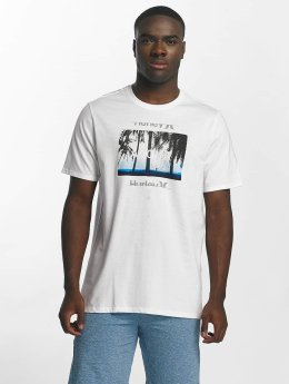 Hurley T-Shirt Sunrays blanc