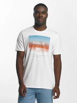 Hurley T-Shirt Estuary blanc