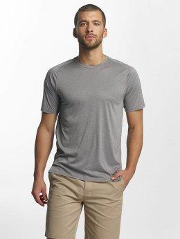Hurley T-Shirt Icon Quick Dry grau