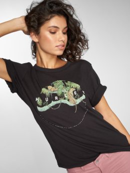 Hurley T-Shirt Tree Cats noir