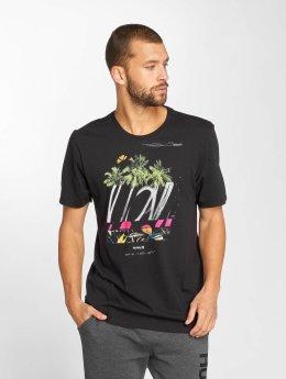 Hurley T-Shirt Premium Paradise noir