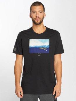 Hurley T-Shirt Premium Clark Week noir