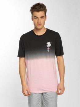 Hurley t-shirt Trajectory Dip pink
