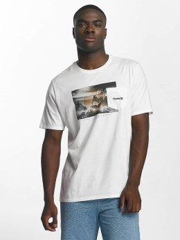 Hurley T-Shirt Whitewater weiß