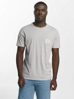 Hurley t-shirt Pescado wit