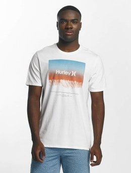Hurley t-shirt Estuary wit