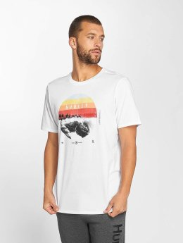 Hurley t-shirt Premium Dusk wit