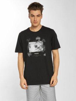 Hurley t-shirt Daze zwart