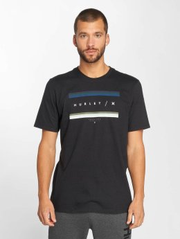 Hurley t-shirt Core Grades zwart