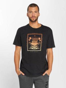 Hurley t-shirt Premium Beach Punk zwart