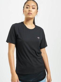 Hurley T-Shirty Quick Dry czarny